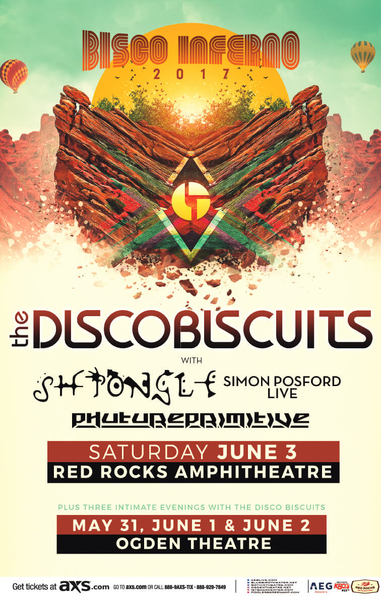 Disco Biscuits Denver Show