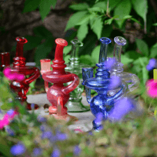 brandon delay waterpipes multicolor