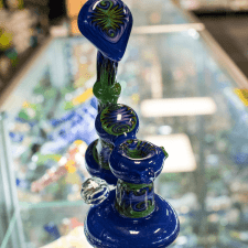 cornerstone glass pipe
