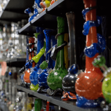 artistic waterpipes