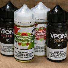 Vape Juice Down Under and VPGNS