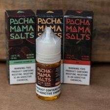 Vape Juice Patcha Mama Salt Nic